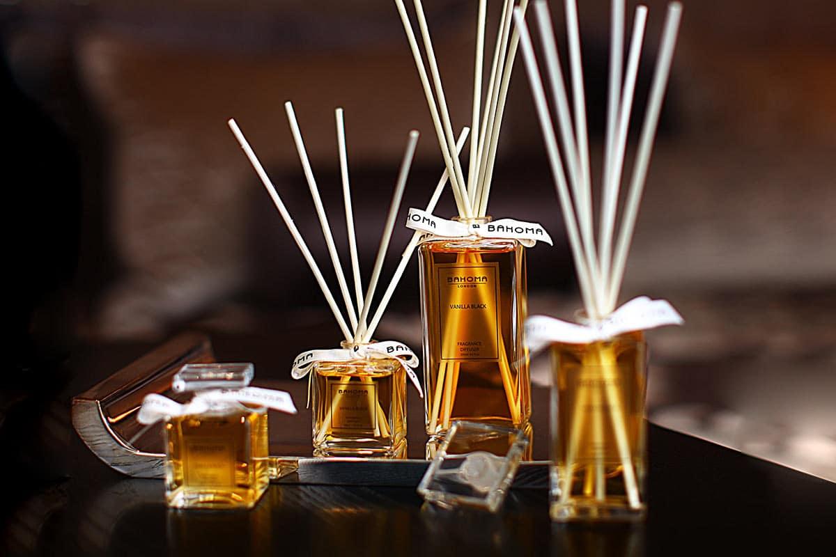 Vente privée Bahoma - Parfums d'intérieur & bougies parfumées pas cher