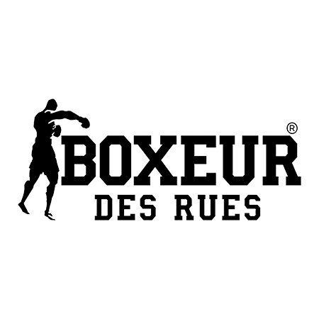 Logo Boxeur des Rues