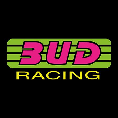 Logo Bud Racing