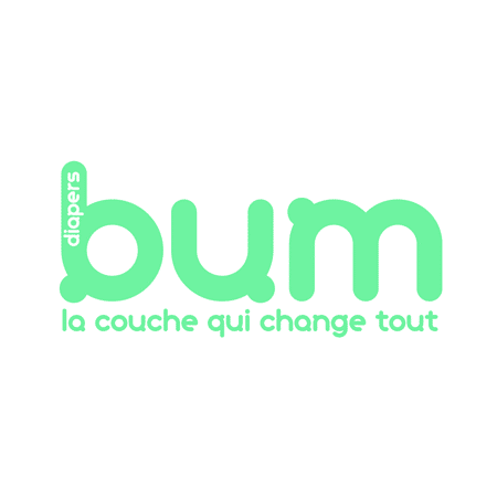 Logo Bum Diapers
