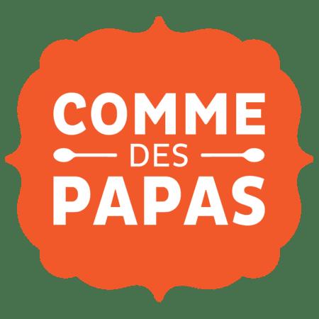 Logo Comme des Papas