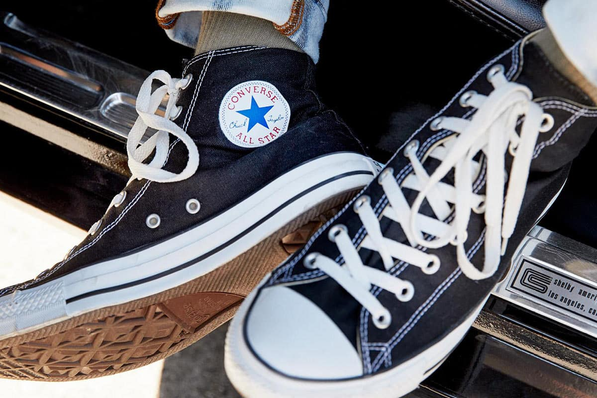 Vente privée Converse - Chaussures & sneakers All Stars pas cher