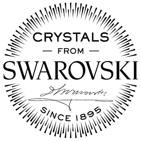 Logo Crystals from Swarovski