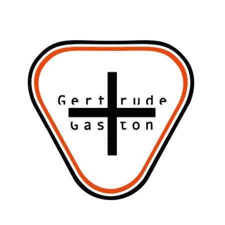 Logo Gertrude+Gaston