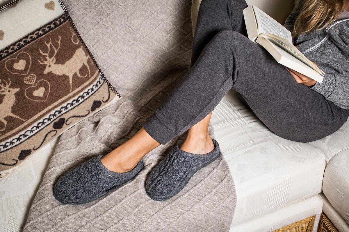 Acheter Authentic frais frais styles classiques Vente privée Giesswein - Chaussons & vêtements confort pas cher