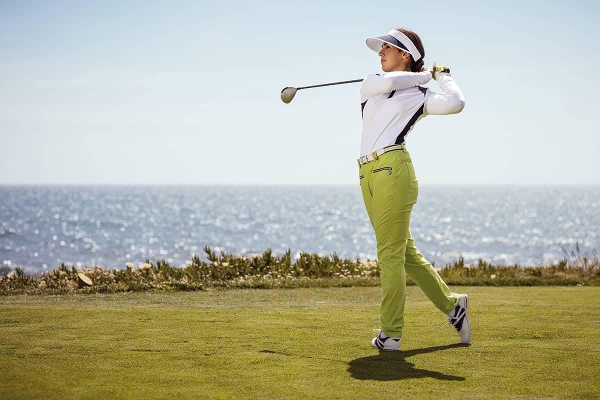 mode attrayante aspect esthétique plus de photos Vente privée Golfino - Vêtements de golf pas cher