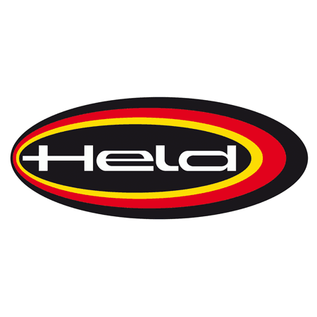 Logo Held Biker Fashion