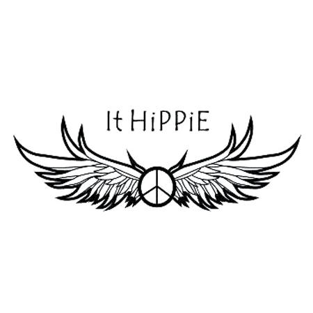 Logo It Hippie