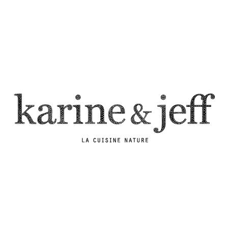 Logo Karine & Jeff