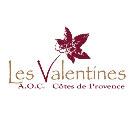 Logo Les Valentines