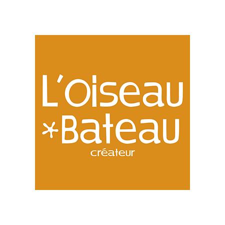 Logo L'Oiseau Bateau