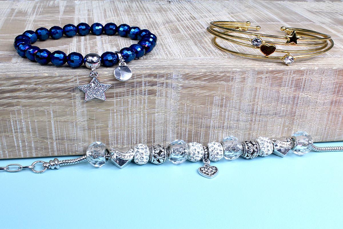 Vente privée Mutines - Bagues & bijoux à cristaux Swarovski pas cher