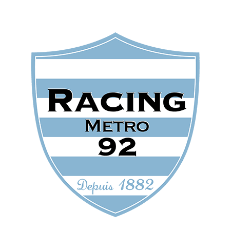 Logo Racing 92 Rugby