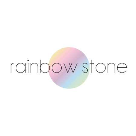 Logo Rainbow Stone