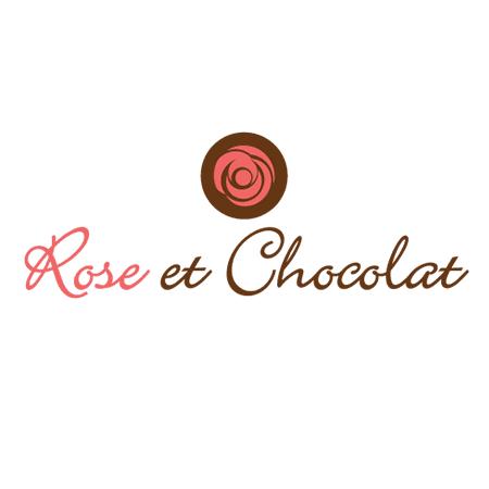 Logo Rose et Chocolat