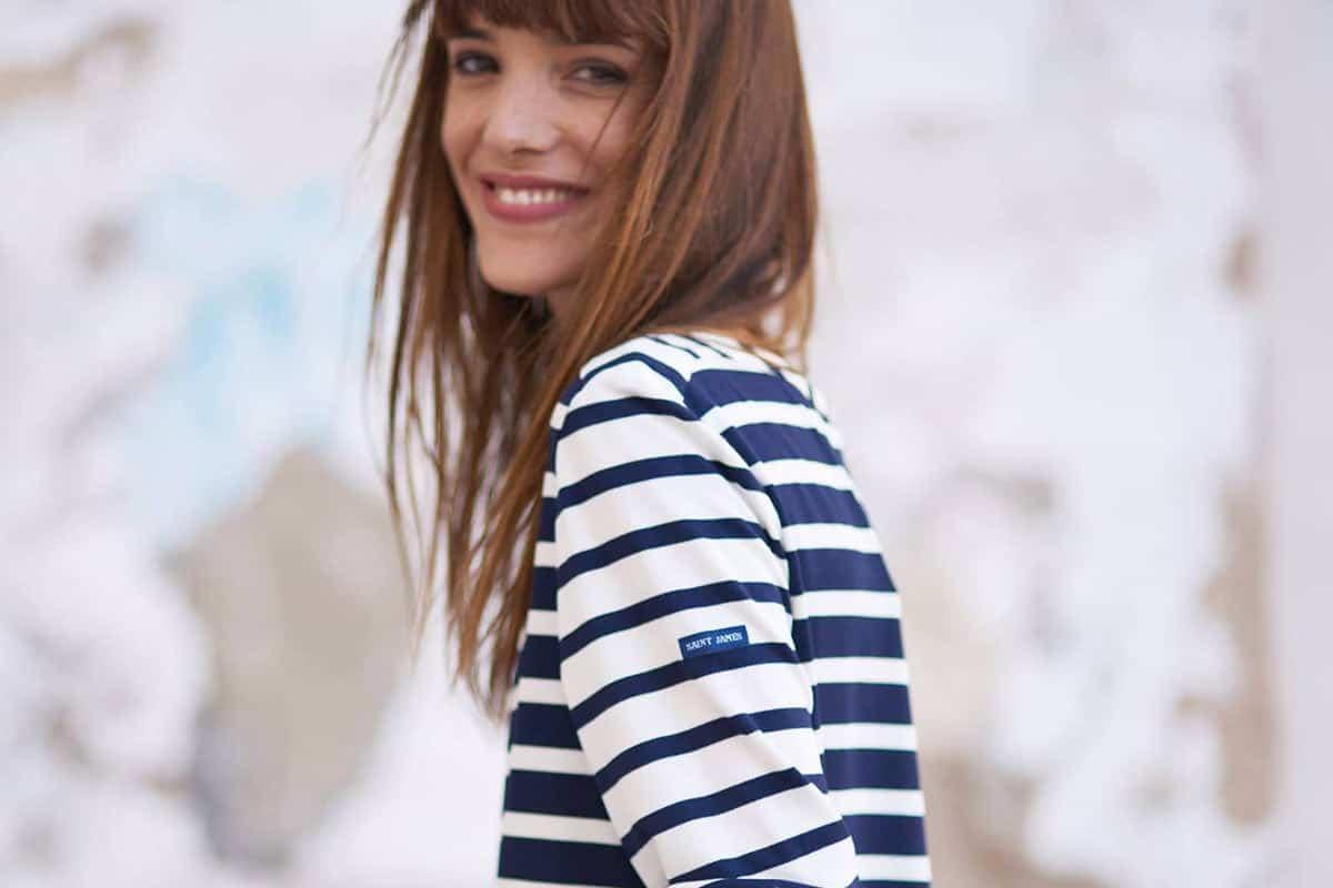 online shop cheap price lace up in Vente privée Saint James - Pulls & vêtements marins pas cher