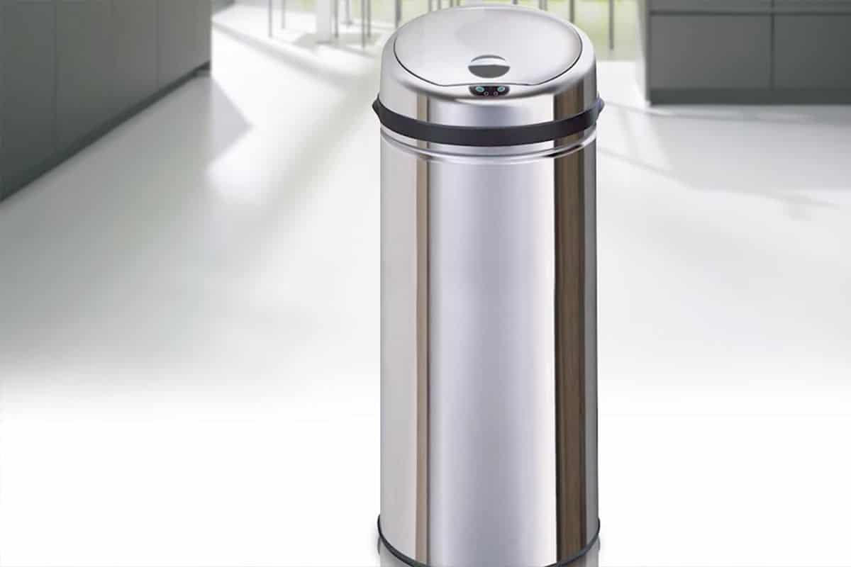 Vente Privée Sensor Style Poubelles Automatiques Pas Cher