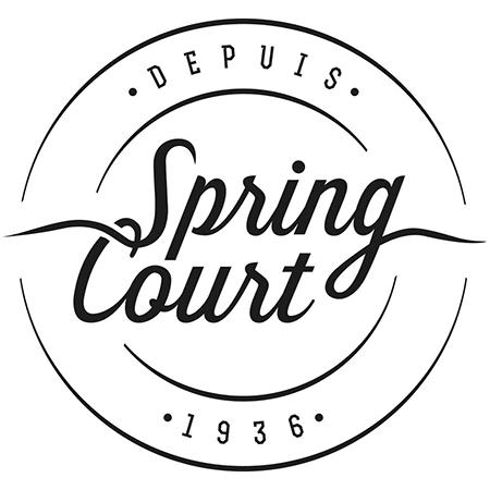 Logo Spring Court