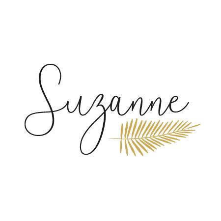 Logo Suzanne