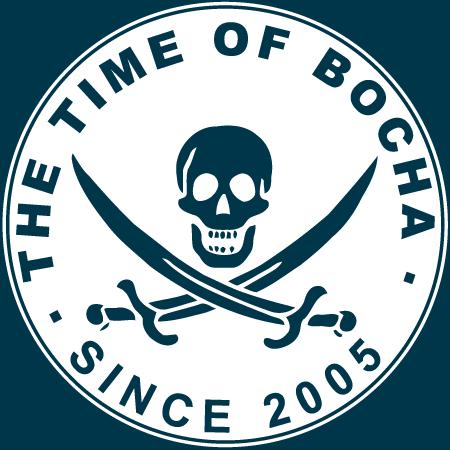 Logo The Time Of Bocha