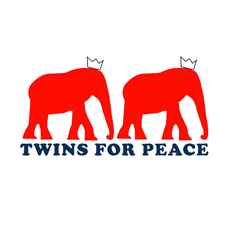 Logo Twins for Peace