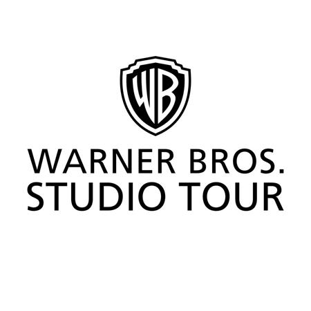 Logo Warner Bros Studio Tour
